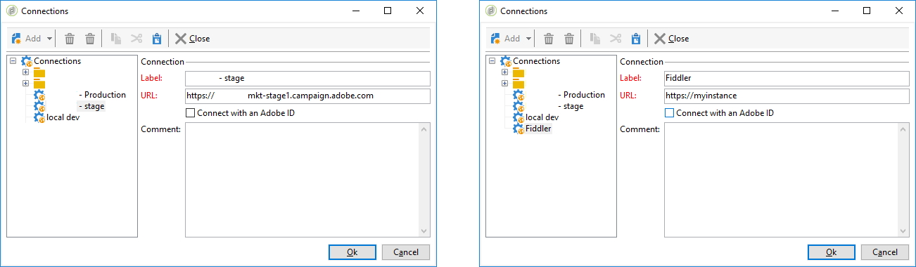 Analyze Adobe Campaign SOAP requests with Fiddler | Blog by Florian