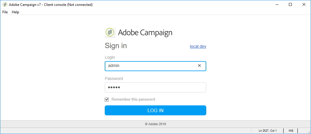 Install Adobe Campaign locally on Virtualbox | Blog by Florian Courgey