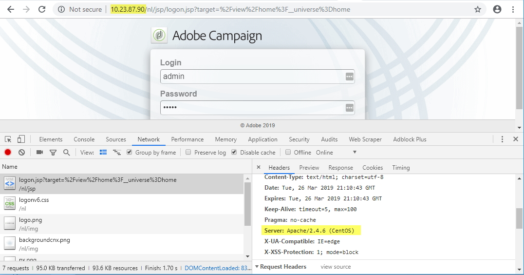 Install Adobe Campaign locally on Virtualbox | Blog by